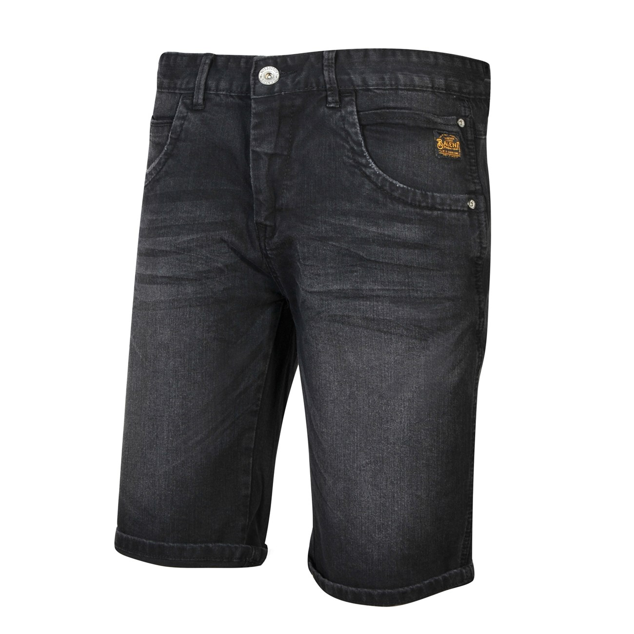 BASEHIT Βερμούδα Denim Stretch SMD1798 - INTERSPORT